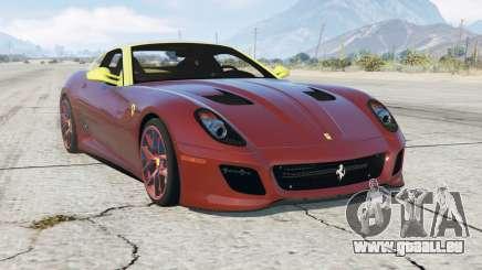 Ferrari 599 GTO Զ010 pour GTA 5