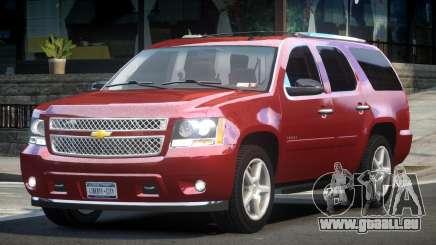 Chevrolet Tahoe GMT900 20-Inch pour GTA 4