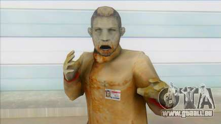 Zombies From RE Outbreak And Chronicles V23 pour GTA San Andreas