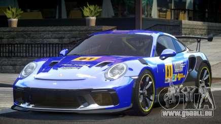 2018 Porsche 911 GT3 L10 pour GTA 4