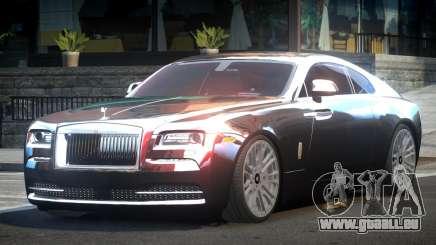 Rolls Royce Wraith ES pour GTA 4