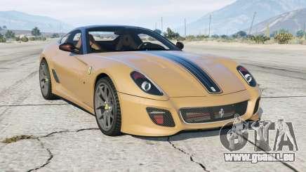Ferrari 599 GTO 2010 pour GTA 5