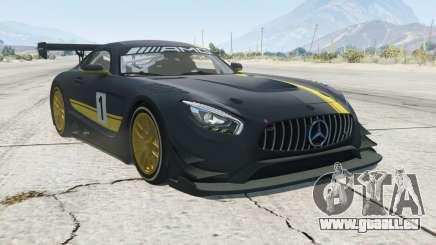 Mercedes-AMG GT3 (C190) 2015 pour GTA 5