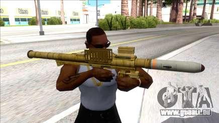 Hawk & Little Homing Launcher Army für GTA San Andreas