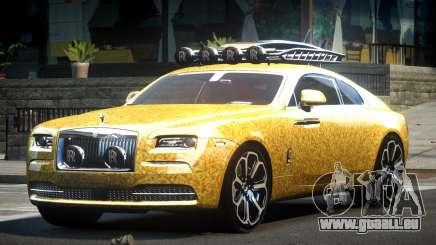 Rolls-Royce Wraith PSI L2 pour GTA 4