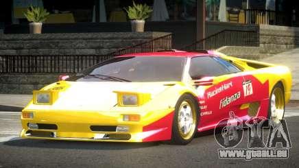 Lamborghini Diablo GS L8 pour GTA 4