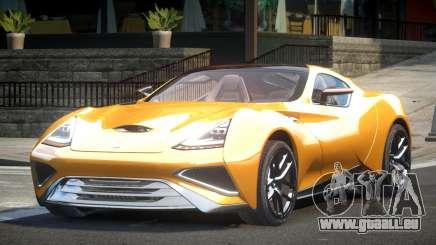 Icona Vulcano Titanium GT pour GTA 4