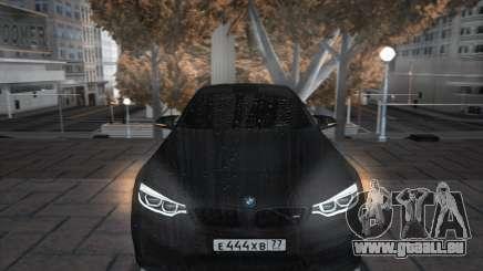 BMW M4 BRUSHDM4 pour GTA San Andreas