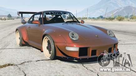 Porsche 911 GT2 Evo (993) 1996 pour GTA 5