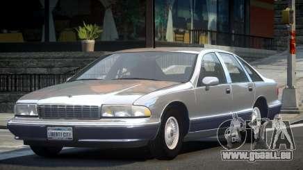 1993 Chevrolet Caprice R4 für GTA 4
