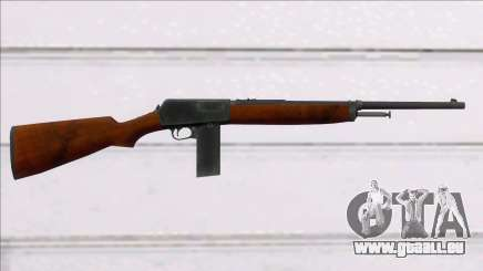 Screaming Steel Winchester M1907 pour GTA San Andreas