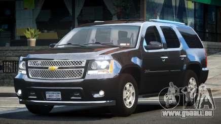 Chevrolet Tahoe GMT900 17-Inch pour GTA 4