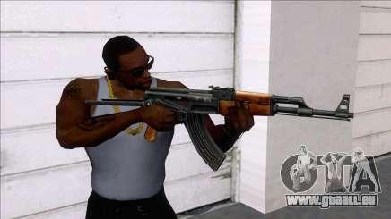 AKMS Assault Rifle pour GTA San Andreas