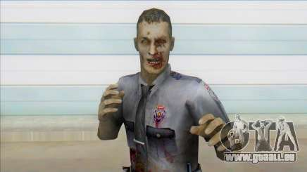 Zombies From RE Outbreak And Chronicles V29 pour GTA San Andreas
