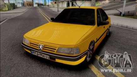 Peugeot 405 GLX Low pour GTA San Andreas