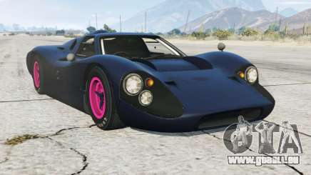 Ford GT40 (MkIV) 1967 pour GTA 5