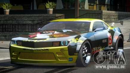 Chevrolet Camaro SS Drift L8 pour GTA 4