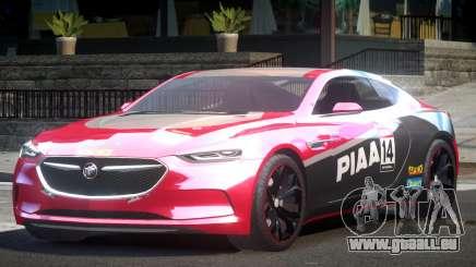 Buick Avista R-Tuned L3 pour GTA 4