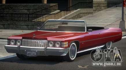 1976 Cadillac De Ville für GTA 4