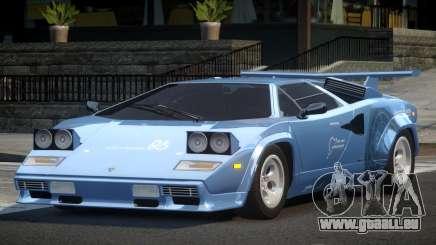 Lamborghini Countach RT L3 pour GTA 4