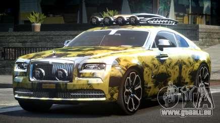 Rolls-Royce Wraith PSI L6 pour GTA 4