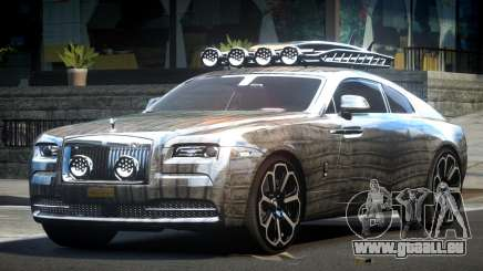 Rolls-Royce Wraith PSI L4 pour GTA 4