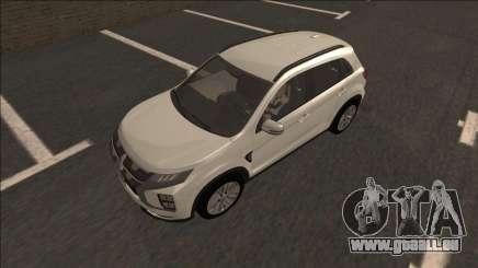 2020 Mitsubishi ASX für GTA San Andreas