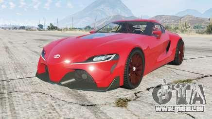 Toyota FT-1 concept 2014 pour GTA 5