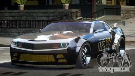 Chevrolet Camaro SS Drift L1 pour GTA 4