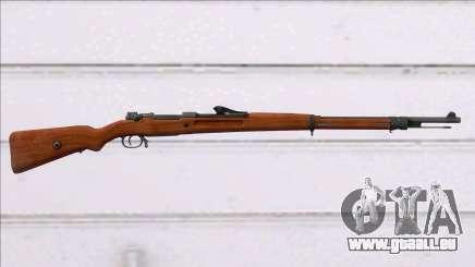 Screaming Steel Gewehr-98 pour GTA San Andreas