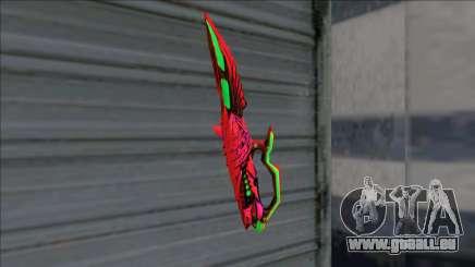 Deagle 3 Sinners Wrath Knife pour GTA San Andreas