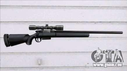 PUBG M24 Sniper Rifle für GTA San Andreas