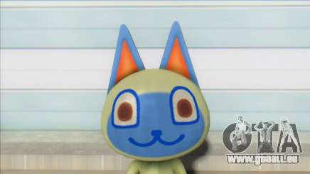 Animal Crossing Nude Cat Skin V14 pour GTA San Andreas