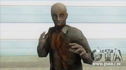 Zombies From RE Outbreak And Chronicles V8 pour GTA San Andreas