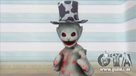 SlendyTubbies - Crawler Tubbie pour GTA San Andreas