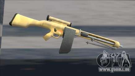 Half Life 2 Beta Weapons Pack Hmg1 für GTA San Andreas