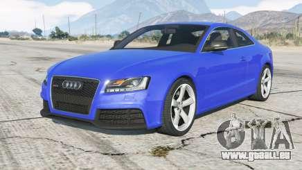 Audi RS 5 Coupe (B8) 2010 pour GTA 5