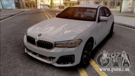 BMW 530d X-Drive 2020 pour GTA San Andreas