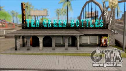 Rock Bar HD für GTA San Andreas