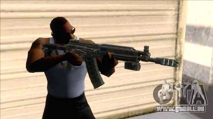 AK-16 Assault Rifle with Flashlight pour GTA San Andreas