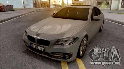 BMW 525D F10 v2 für GTA San Andreas