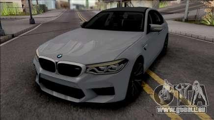 BMW M5 2018 pour GTA San Andreas