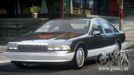 1993 Chevrolet Caprice R3 pour GTA 4