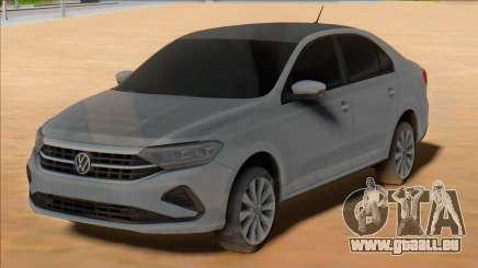 Volkswagen Polo 2020 pour GTA San Andreas