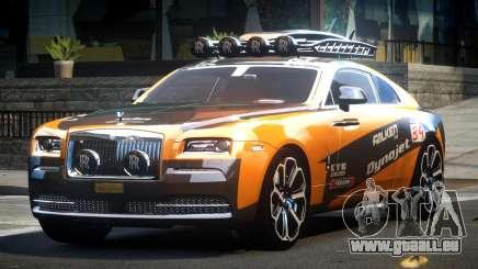 Rolls-Royce Wraith PSI L9 pour GTA 4