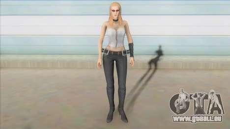 DMC Trish with glasses pour GTA San Andreas