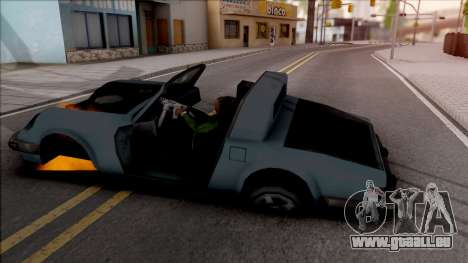 Not Die When Vehicle Explodes pour GTA San Andreas