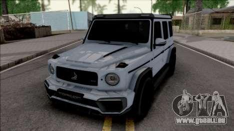 Mercedes-AMG G63 TopCar pour GTA San Andreas