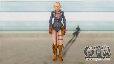 DMC Lady with glasses pour GTA San Andreas