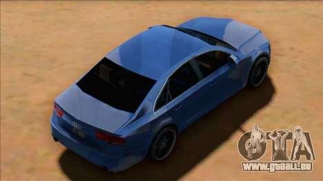 Audi A8 2008 für GTA San Andreas